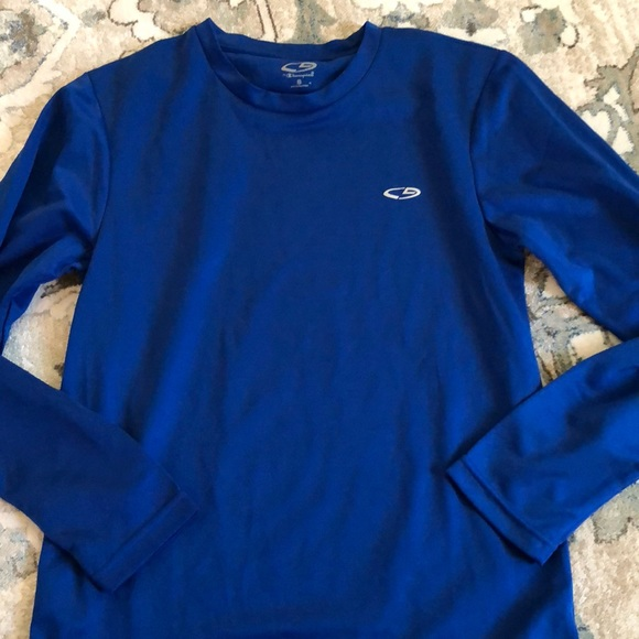 5dc7c9a1 Champion Tops | Mens Small C9 Dri Fit Long Sleeve Nwot | Poshmark